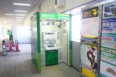 ゆうちょ銀行(西神南)