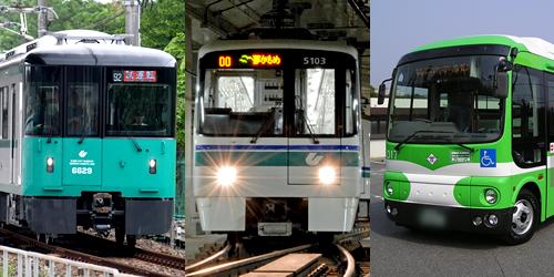 公共交通利用促進